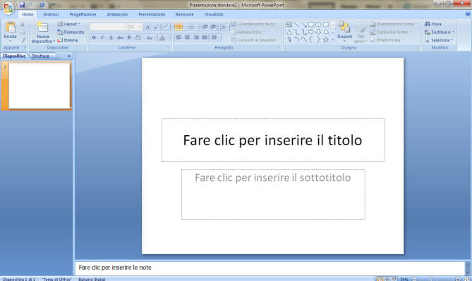 test powerpoint