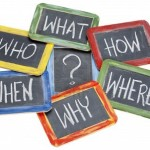 Domandare in inglese: Question Words