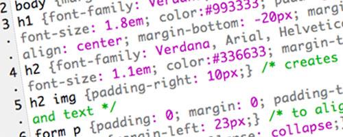 CSS – Cascading Style Sheets (Fogli di stile)