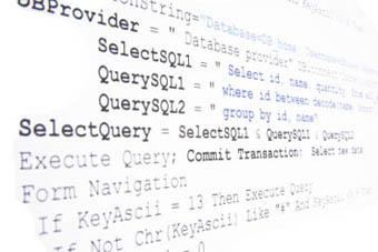 Web Database Application - MySQL