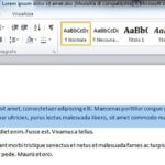 Selezionare testo in Microsoft Word – video-tutorial