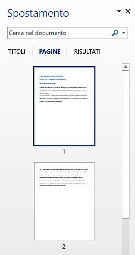 navigazione-pagine