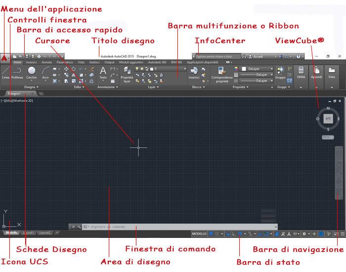 Esercizi AutoCAD (Autodesk)