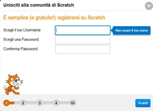 comunità-scratch